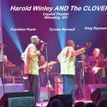 Harold Winley AND The CLOVERS perform in Wheeling, WV