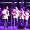 Harold Winley AND The CLOVERS perform at the Beacon Theatre in New York