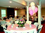 Wedding, Wedding Reception, and Event Venue  party set up