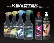auto onderhoudsproducten - car care flessen bestickerd met labelfix