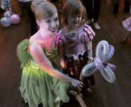 Tinkerbell fairy parties essex London herts and Kent