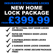 Renting or buying a new home, then change your locks, who has your keys? call 07525639943