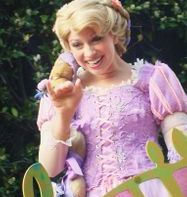 Rapunzel Parties - Essex London and Kent - Children's Entertainers