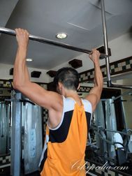 Get fit with weight training