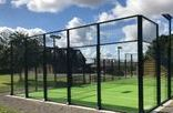 padel courts uk