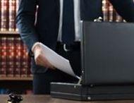 Lawyer Providing Legal Aid