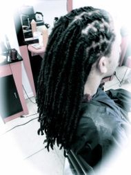 Braids by Bee also repairs and retwist natural dreadlocks.