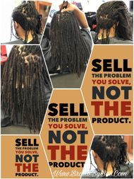 Braids by Bee repairs natural dreadlocks with filling in areas missing dreads with InstantLoc Dread Extensions