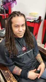 Braids By Bee instantloc dread extensions