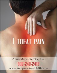 Pain relief with Alternative and Natural Medicine Therapies in Halifax