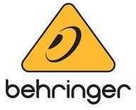 Behringer logo yellow