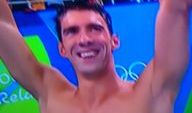 michael Phelps Fire Cupping