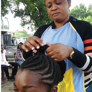 ARD Hair and Beauty Class in Congo DR