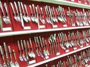 Cutlery and table ware