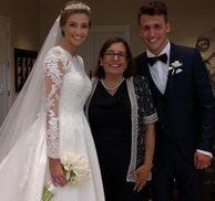 Bilingual Wedding Officiant - www.weddingsbycecilia.com