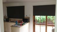charcoal blockout blinds