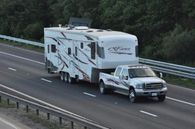 Licensed and insured trailer towing