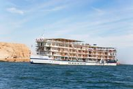Lake nasser cruise ms/ prince abbas