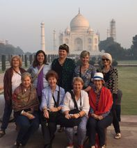 "<img src=""australian womens travel.jpg alt=womens tour group in front to the taj mahal. india"">"