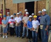 St Luke Lutheran Church Ministries - Missions - Thrivent Builds- Habitat for Humanity