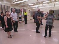Dance Group instruction