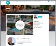 Featured swimming pool and spa designer on HGTV.com