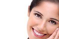 women smiling, facial Spa