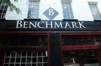 Benchmark Bar and Grill downtown Nashville