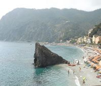 "<img src=""australian womens travel.jpg alt= the beach at monterosso al mare, cinque terre, italy , italy"">"