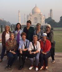 "<img src=""australian womens travel.jpg alt=womens tour group at the taj mahal india"">"