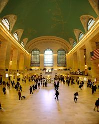 grand central station color
