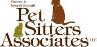 Insured & Bonded through Pet Sitters Associates