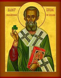 Our Parish is dedicated to Saint Patrick, patron Saint of Ireland