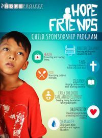 MAKE A DIFFERENCE AND SPONSOR A CHILD TODAY