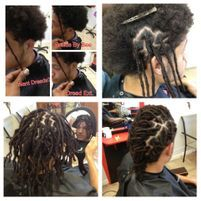 Start dreadlocks today with Starter Locs called InstantLoc Dread Extensions