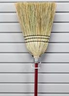 BROOM STORAGE SLATWALL