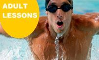 adult, private, 121 swimming lessons