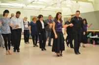 One of our dance classes