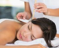 Hopi Ear Candle, also known as thermo-auricular therapy, refers to an ancient, non-invasive complementary therapy designed to help with a wide range of disorders in ears and/or sinuses. It has a relaxing calming effect for stress disorders.
