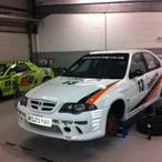 Race Support - from setting up to pit crew - MGZS V6 Race Car shown