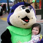Tumble Bug loves our SLO County community