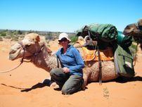 Yoga Camel Safari Trek Retreat. Outback Australian Camels. Australia's Outback Retreat Specialists