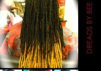 Braids By Bee offers her Instantloc Dread Extensions in many color options.