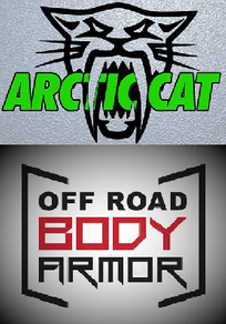 Arctic Cat Off Road Body Armor
