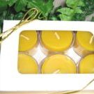Beeswax Candles - 100% Pure & Natural Quebec product