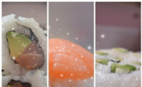 Photo montage sushis & co