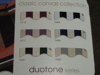 More color range for awnings