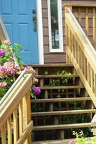 Stairs, decks, fences, outdoor living spaces