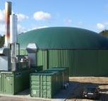 Commercial Biogas (biodigester) plant