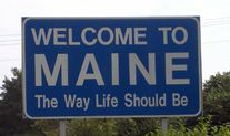 Maine motorcycle friendly restaurants, shops, lodges, campgrounds, biker friendly businesses
